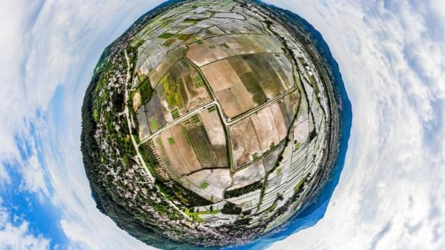 360 degree photography