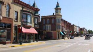 hometown writing